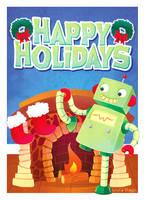 Holiday Card by Kuitsuku