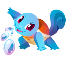 Squirtle #007 by Kuitsuku