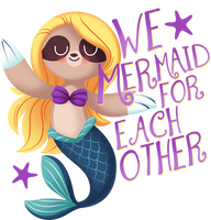 Mermaid for Each Other by Kuitsuku