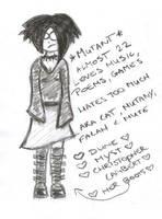 Mutant in cartoon by Mutany