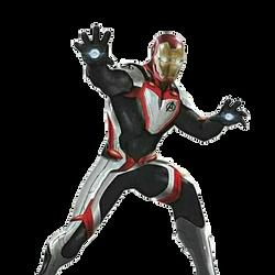 Iron Man A4 PNG by ggreuz