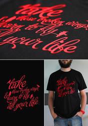 _blackbird tshirt by ibas