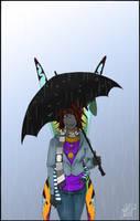 Rainy Stroll by soulshelter