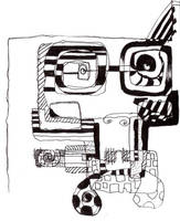 notebook skull by geep44