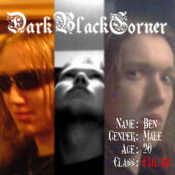 deviantID by darkblackcorner