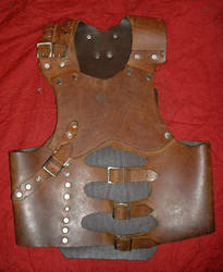 Rouge Armor by North-Steading by LeatherArtisans