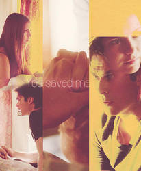 You Saved Me by DEConquersAll