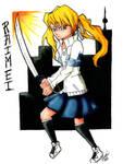Raimei - by YoukoKurama25