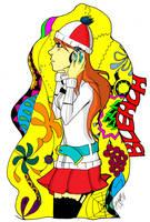 Orihime: Retro - by YoukoKurama25