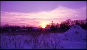 Sunset, Sunrise - by YoukoKurama25