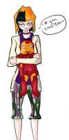 Iron Man and Me by YoukoKurama25