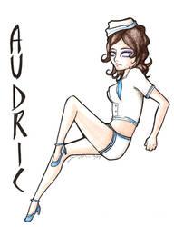 A u d r i c by YoukoKurama25