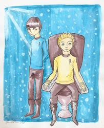 Star Trek by YoukoKurama25