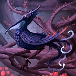 Pretty Bird by Lanasy
