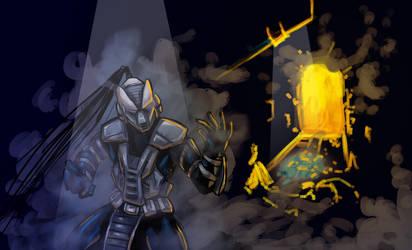 Smoke Sketch by CaptainVigilante
