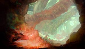 The catfish by Mocaran