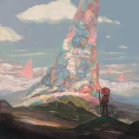 Mountains by Mocaran