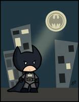 Batman by cippow25