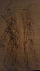 Alien Race #3: Keski by SCP-811Hatena