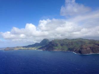 The Island of Kauai by robotdreams