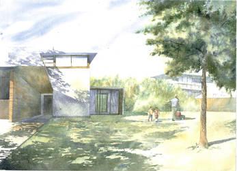 modern architecture by jGospodarek