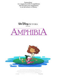 Amphibia Retro-ish poster by MahBoi-DINNER