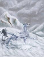 First Snow by Khezix
