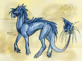 Temporary Xyon ref by Khezix