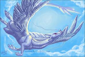 Freedom Flight by Khezix