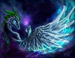 Kiri: Mage Dragon by Khezix