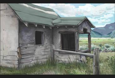 Three Dollar Ranch by Khezix