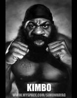 Kimbo Slice by simonhayag