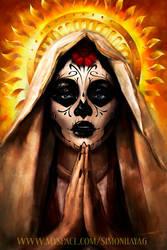 Praying by simonhayag
