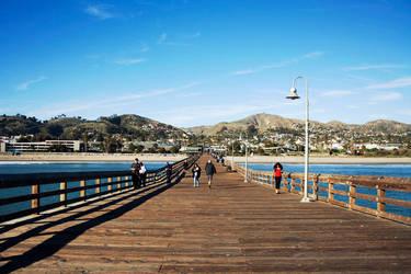 Ventura Pier by SarahJPhotography