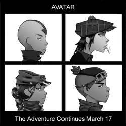 Avatar Season2 by Aftershocker
