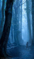 Sherwood Forest by CavalierediSpade
