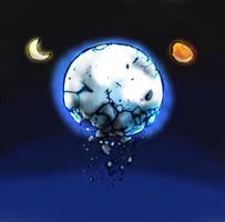 Broken Moons by Peipei22