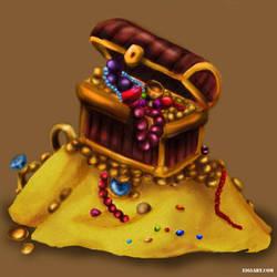The Treasure Trove by Peipei22