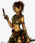 Female Rogue (Complete) by Peipei22