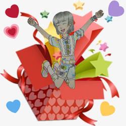 CDA: Chu Chu Rainbow(Yuu's Debut) by MikaTheBlueKitty