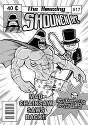 The Amazing Shounen Ape by Yeocalypso