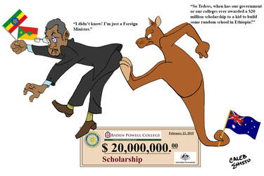 Ethiopia's $20 million scam by Caleb-Eshetu