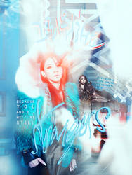 Missing You - 2NE1 Chaerin (CL) blend by dollgoddess07