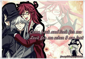 Grell and Undertaker by MokutekiWa