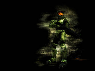 Halo Wallpaper by Adrenaline7801
