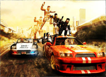 Dangerous Pursuit by Adrenaline7801