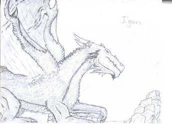I'Goro, Protector Of Agnarose. by DeviantDemyx