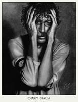 Charly Garcia by artcova