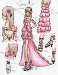 Spring Rose Dress by Codex-Echo
