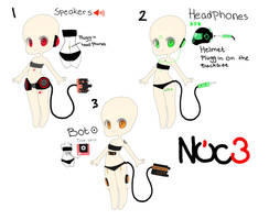 New Species NUC3 by sounds-like-balloons